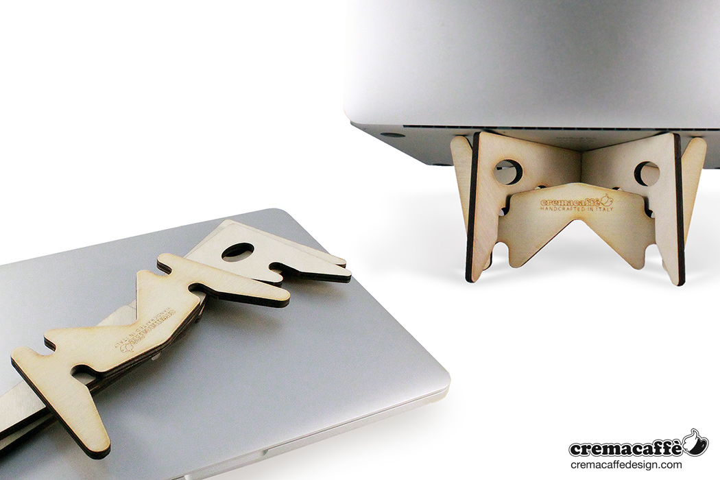 KOLIBRI | All-in-one laptop and tablet stand