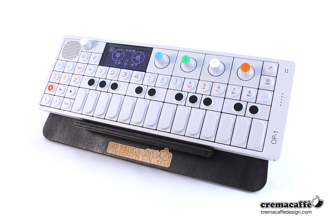 OP-Bunny | TE OP-1 synth display stand