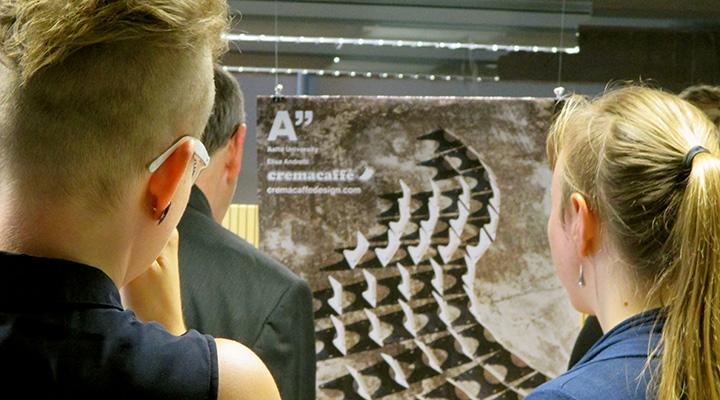 Cremacaffè Design @ Helsinki Design Week 2014