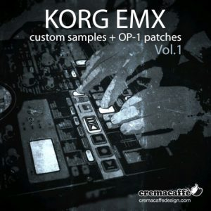 Korg EMX Custom Samples + OP-1 Patches