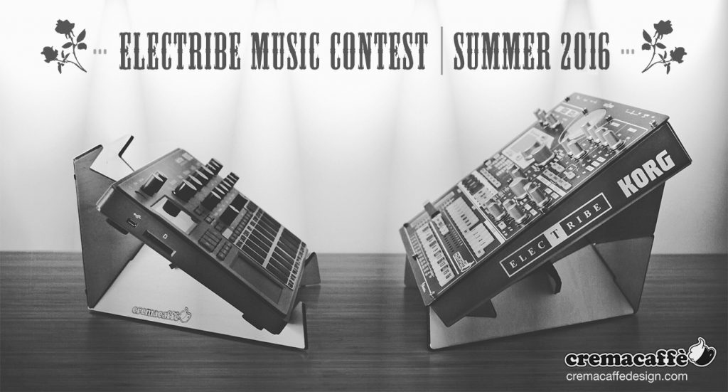 electribe music contest summer 2016 cremacaff design store. Black Bedroom Furniture Sets. Home Design Ideas