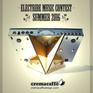 Electribe Music Contest | Summer 2016 | entry cover