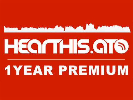 hearthis 1 Year Premium
