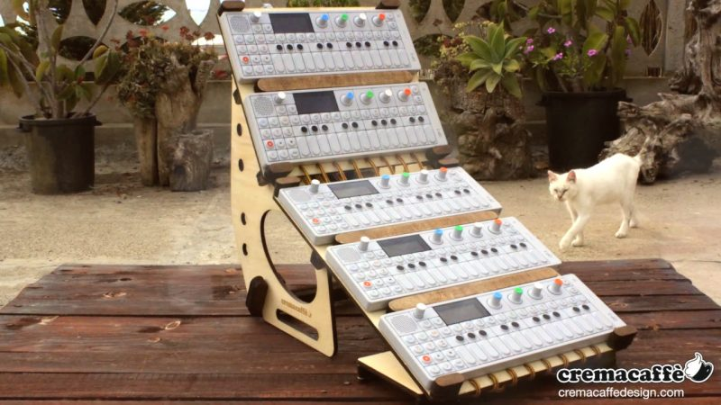 BentoBox OP-1 Modular Synth Stand