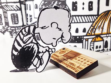 Keychains | Wooden miniatures