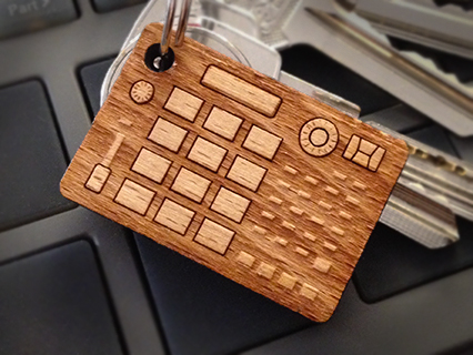 photo: Cremacaffè Design MPC-500 Keychain