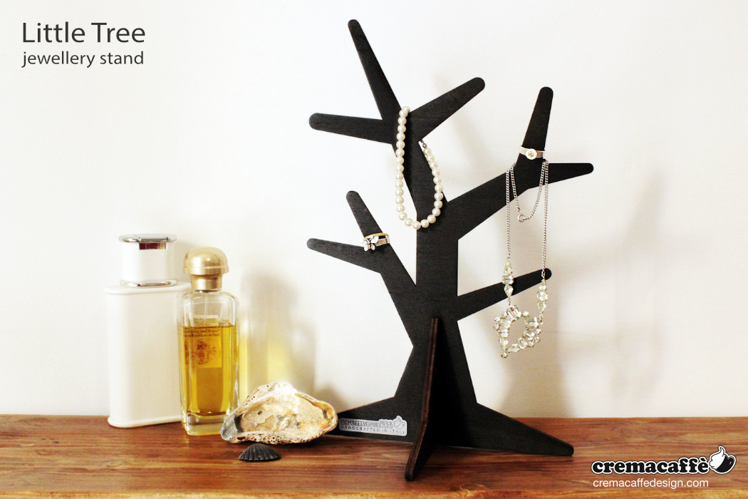 Cremacaffè Design - Little Tree - jewellery stand