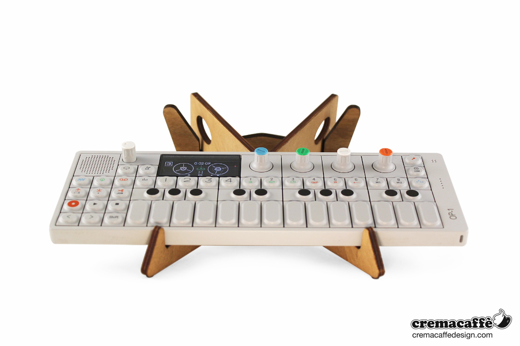 KOLIBRI stand and TE OP-1