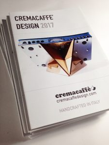 image: Cremacaffè Design | Compact Catalogue 2017