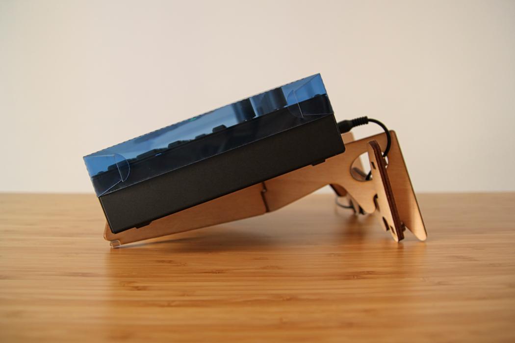 Cremacaffè Kolibri stand & Dust Cover for Digitakt