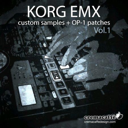 Korg EMX sample pack Giveaway!