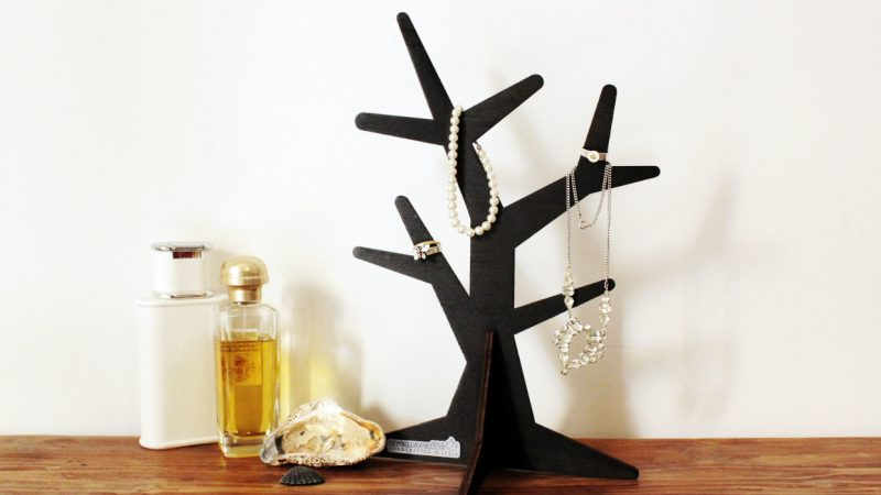 Little Tree | Jewellery stand for a cosmic garden